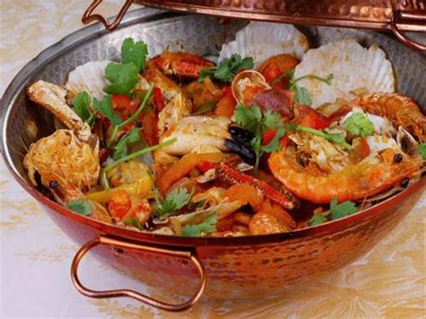 cucina tipica portoghese cataplana un manjar t 237 pico algarve
