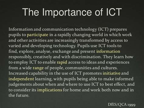 thesis about ict in education ict reflective practice essay seminar 1