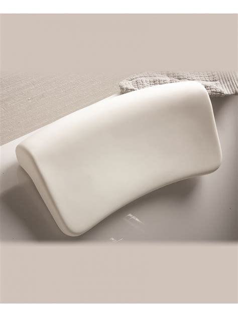 pillow for bathtub bath wastes accessories