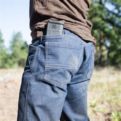 Jean Pocket Detail Can You Name That Jean by Tactical Denim From Aught Design The Cuff