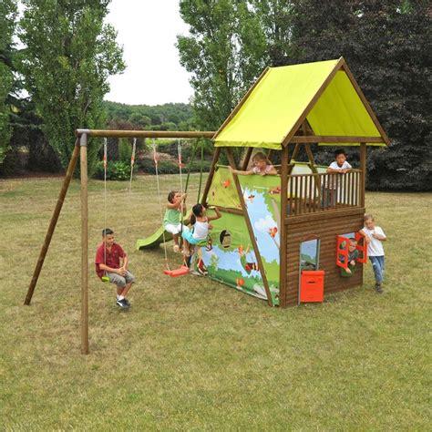 jeux jardin enfant les 25 meilleures id 233 es de la cat 233 gorie aire de jeux en plein air sur id 233 es de jeux