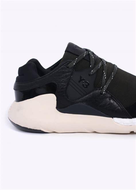 Sepatu Premium Adidas Y3 Yohji Yamamoto adidas y 3 qasa racer boost trainers cargo black