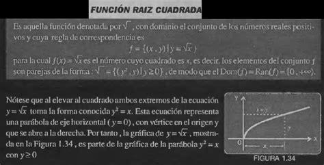 raiz cuadrada de 68 es uquella funci 243 n denotada por con dominio el conjunto