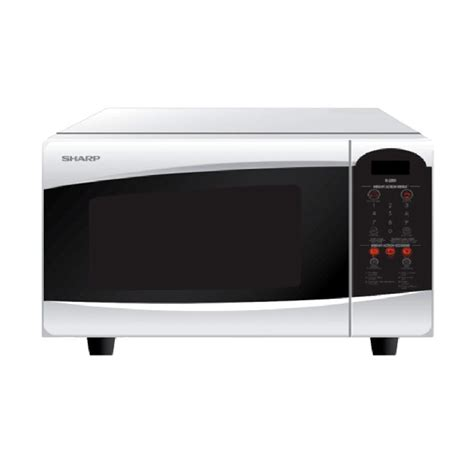 Daftar Microwave Sharp jual sharp microwave r 25c1 s in 22lt jd id