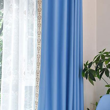 blue privacy bedroom curtain ideas polyester fabric blue patterned print polyester room darkening curtains for