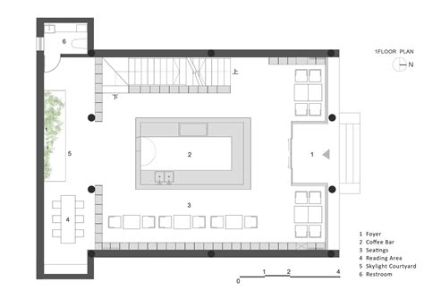 bookstore design floor plan gallery of rong bao zhai coffee bookstore archstudio 16