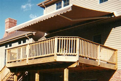 Retractable Awnings For Decks by Adjustable Pitch Retractable Awning Diagram Affordable