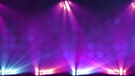 pink and purple lights stage lights purple scrolling hd looping background by