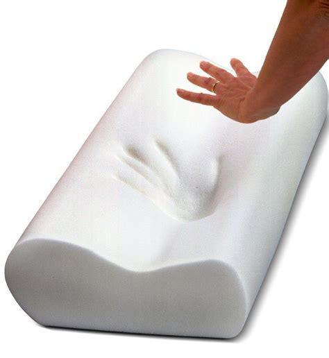elige una almohada cervical  dormir