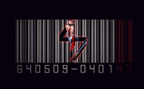 barcode tattoo agent 47 hitman agent 47 barcode movie wallpaper hitman