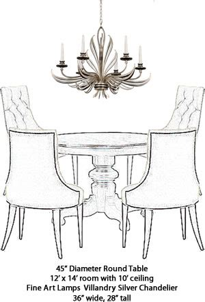 how high should chandelier hang over table how high should my chandelier hang my design42