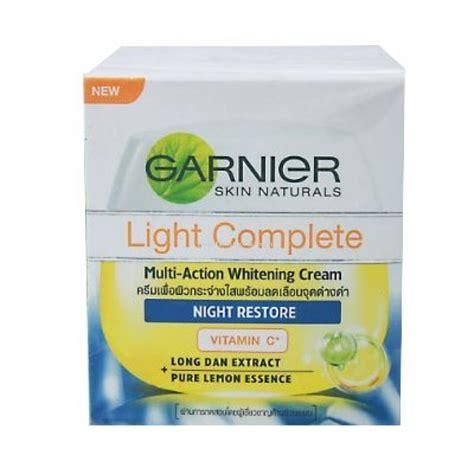 Malam Garnier garnier garnier light complete multi whitening