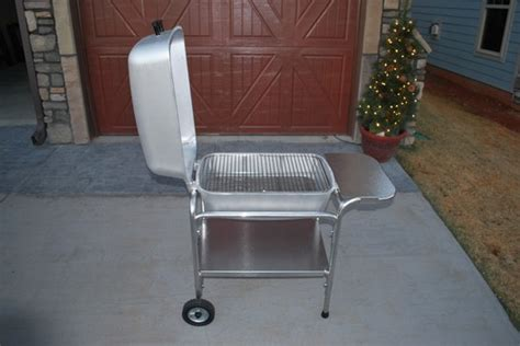 portable kitchen charcoal grill and smoker bbq sauce