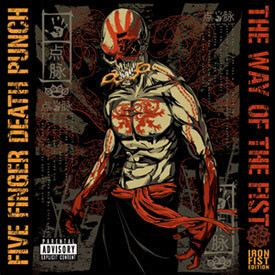 five finger death punch from out of nowhere five finger death punch the way of the fist lyrics and