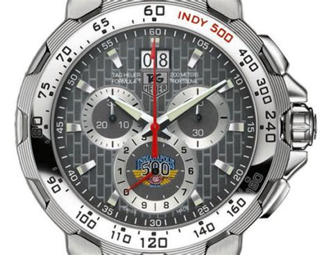 Jam Tangan Tag Heuer Indy 500 tag heuer formula 1 indy 500 limited edition