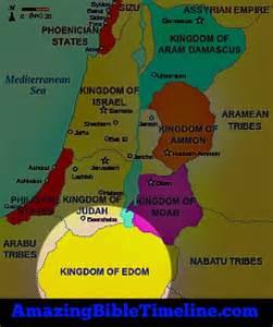 edomites descendants of esau
