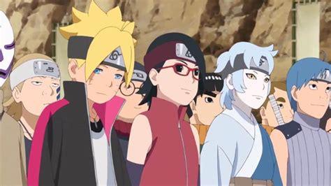 film boruto episode 37 boruto episode 37 38 39 dan 40 lulus akademi ninja