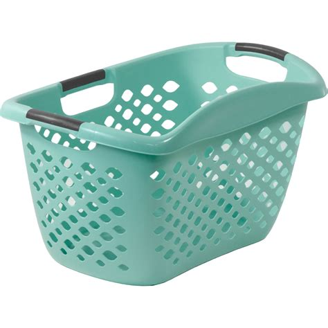 laundry basket sterilite large ultra basket black of 6 walmart