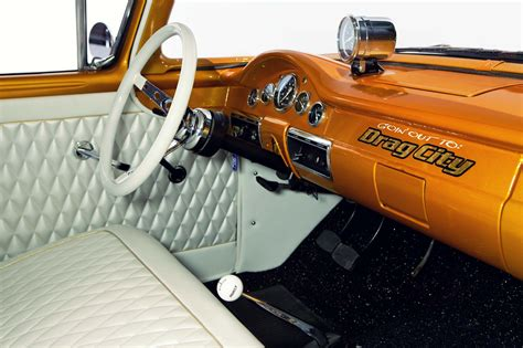 Gasser Interior by Galpin Gasser Iii Gives Vintage Gassers A Whole New Look