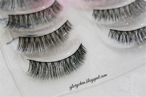 Blink Charm Sweet Classic 3 blink charm sweetclassic lashes review chen
