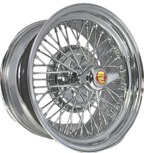 Cadillac Wire Rims by Cadillac On Trues And Vogues Wheels