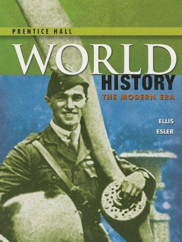 the era books isbn 9780133231342 world history the modern era grade