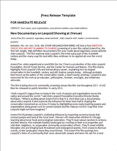 news release template nikon instruments new product press release press releases