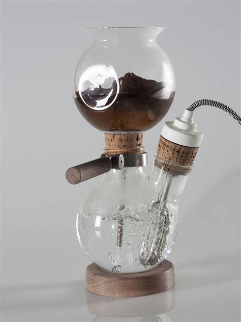 Café Balão Chemistry Set Styled Coffee Maker by Davide Mateus   Homeli