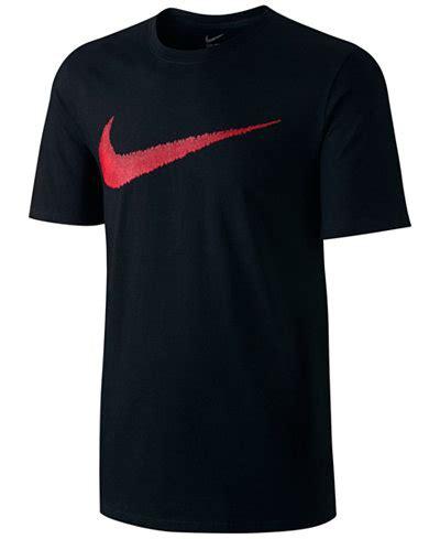 T Shirt Nike My Is nike s hangtag swoosh t shirt t shirts macy s
