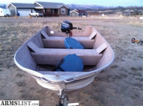 smoker craft fishing boat seats for sale armslist for sale 13 alaskan smoker craft boat