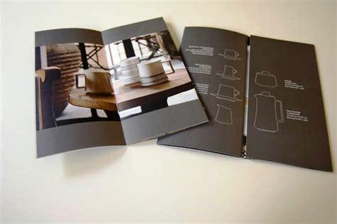 desain brosur modern desain katalog brosur furnitur modern koleksiyon