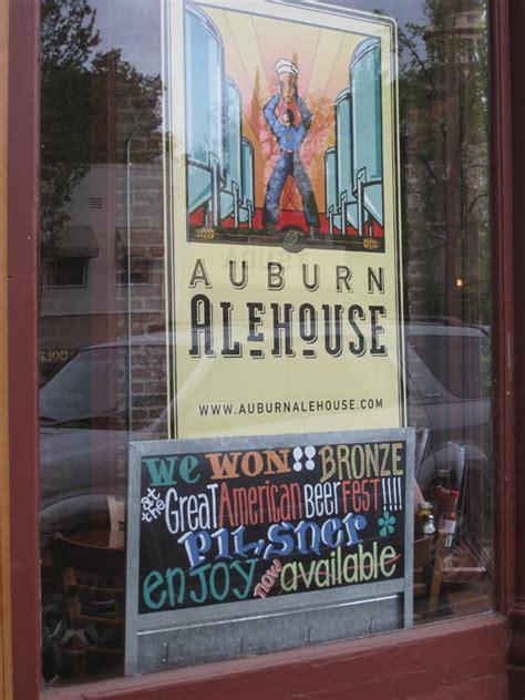 auburn ale house auburn alehouse brewery and restaurant in auburn california roadtripsforcouples