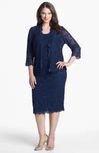 sale alex evenings lace dress amp jacket plus size