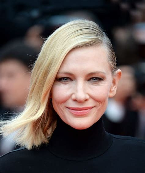 cate blanchett hairstyles hair cuts  colors