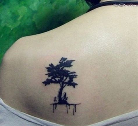 small tree tattoos small tree designs inked up