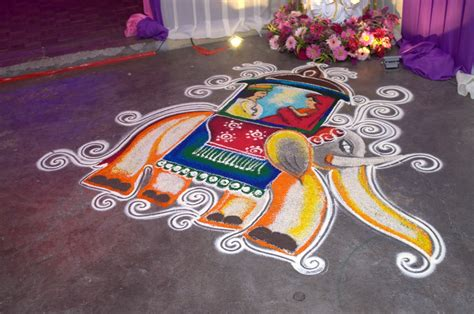 Design House Decor Wedding wedding kolam design