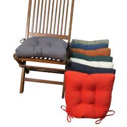 bench cushion with ties blazing needles u shape twill dining chair cushions with