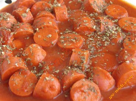 soslu brek tarifi kolay resimli yemek tarifleri sosis soslu makarna nasıl yapılır g 246 rsel yemek tarifleri