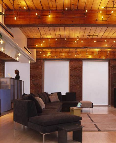Exposed Ceiling Lighting 20 Cool Basement Ceiling Ideas Hative