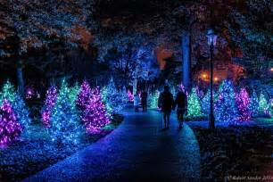 Botanical Garden Glow Garden Glow 2 Bob Sandor 2016 Flickr