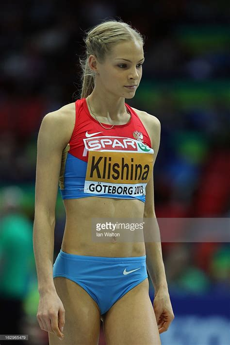 darya klishina tattoo darya klishina pictures getty images