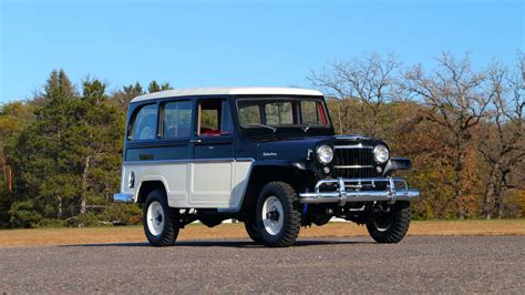 1961 willys jeep 1961 willys jeep wagon f175 1 kissimmee 2017