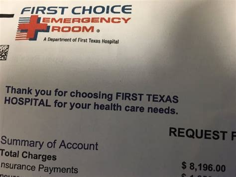 choice emergency room billing consumer justice avoid big bills for emergency care 171 cbs dallas fort worth