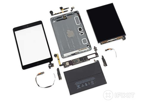Inside Tomkats New Pad by Ifixit S Trip Inside The New Mini With Retina Display