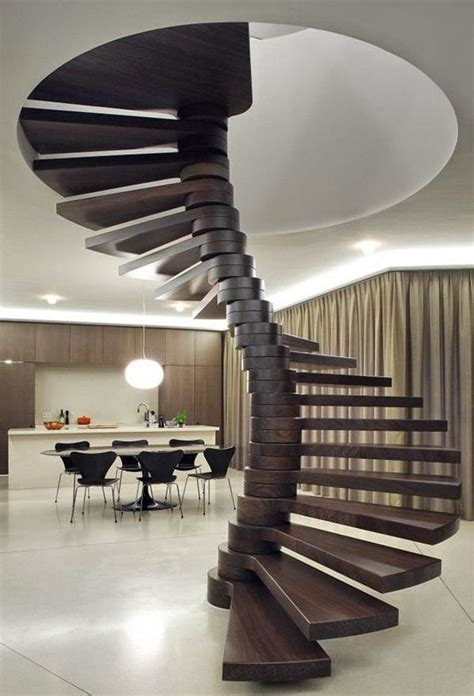 Spiral Staircase Design Your Home Will Look Extremely With These 15 Staircase Designs One Decor