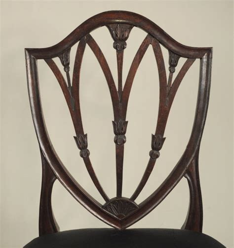 hepplewhite shield back chairs antique dealers association of america hepplewhite