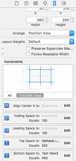 xcode autolayout xcode autolayout in ios using storyboard only stack
