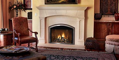 Decorative Gas Fireplace Inserts by Fullview D 233 Cor Gas Fireplace Insert By Mendota Hearth