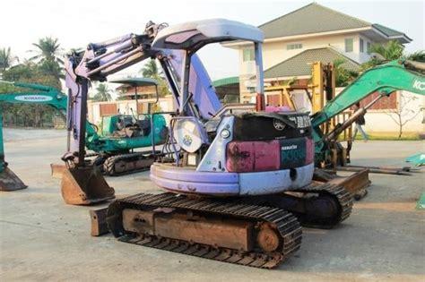 Komatsu Used Excavators Pc 50uu 2 used komatsu pc50uu 2e mini excavators