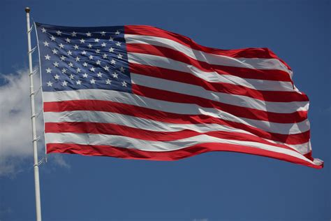 united states the flag of the united states a giant flag from the